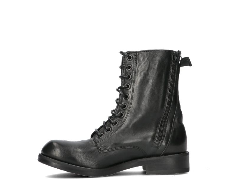 Zapatos PAWELK'S Mujer NERO Cuero natural W979CAL01-NE