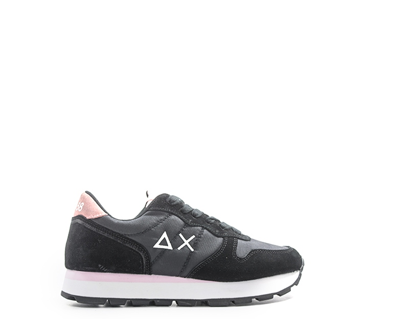 4801f9b803d84 Scarpe SUN68 Donna Sneakers Trendy NERO Z28201-1