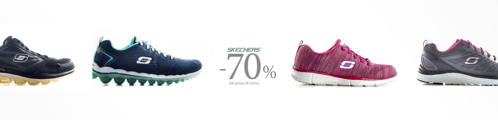 Promo Skechers -70%