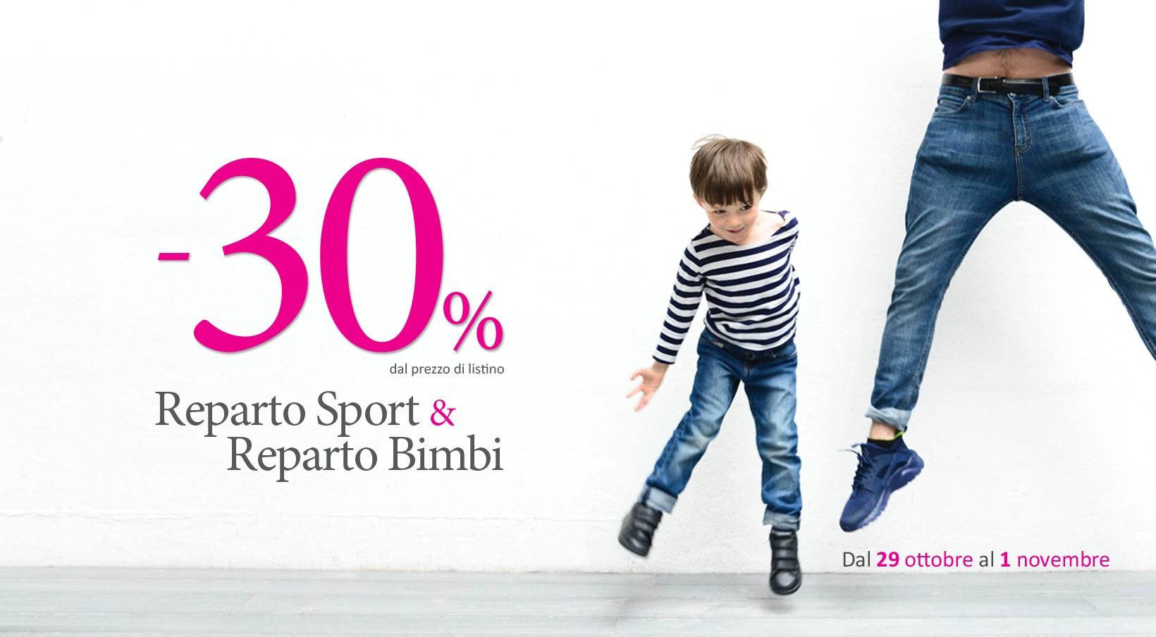 Bimbo e Sport